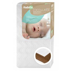 Matelas bébé coco latex 60x120 Kadolis  Accueil