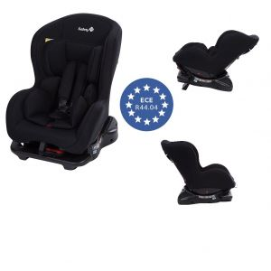 Siège auto Sweetsafe noir Gr 0 1 Safety first  Accueil