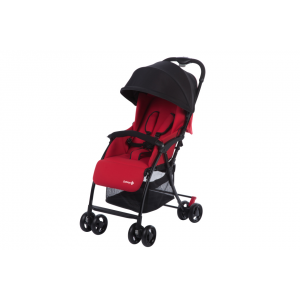 Poussette multipositions rouge Urby Safety First  Accueil