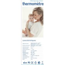 Thermomètre frontale infrarouge  Produits