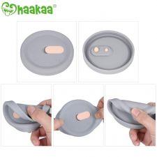 Capuchon silicone gris pour recueil Lait Haakaa  Produits