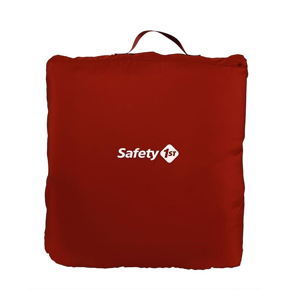 Matelas gonflable Go Dodo rouge Safety First  Produits