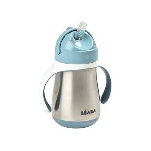 Tasse paille inox Beaba  Produits