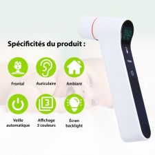 Thermometre infrarouge  Produits