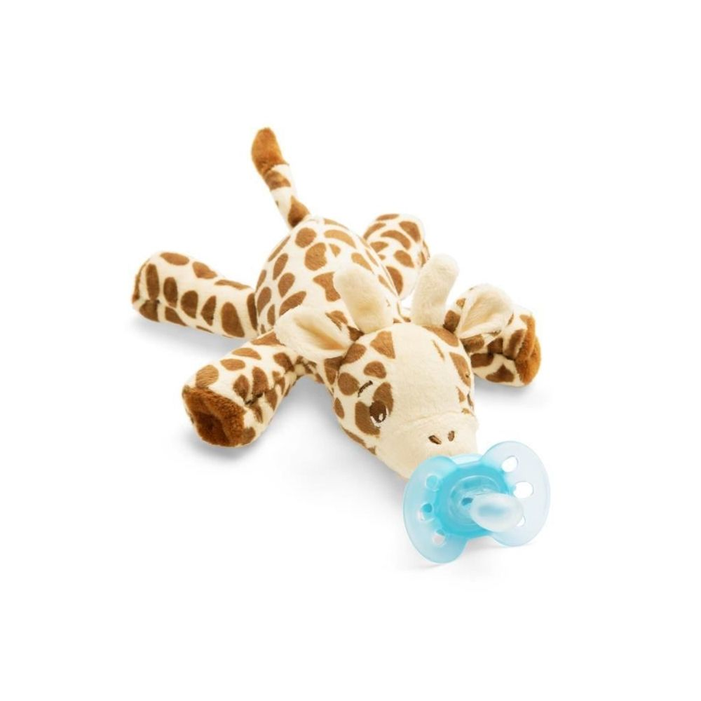 Attache sucette peluche ultra douce Girafe Philips Avent  Produits