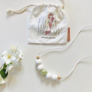 Collier d'eveil et de portage Candy Baby Shell  Accueil