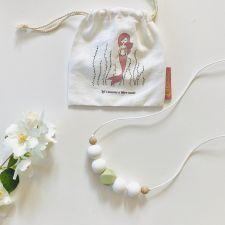 Collier d'eveil et de portage Candy Baby Shell  Produits