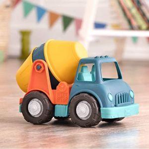 Camion bétonnière Wonder wheels  Accueil