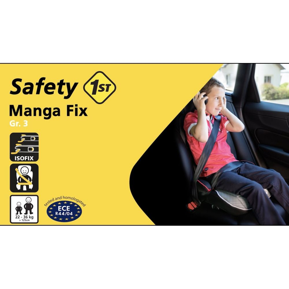 Siège auto Mangafix Safety First