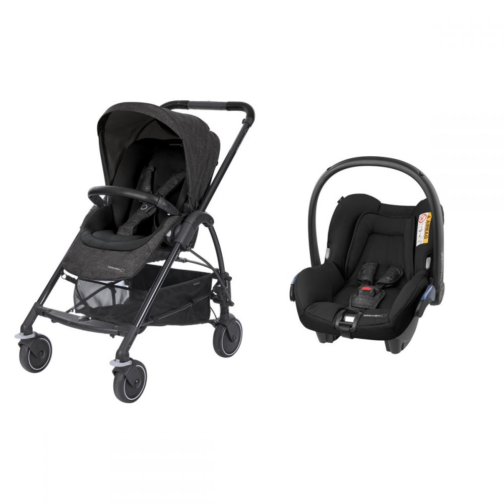 Poussette Duo Mya et Siège Auto Citi Bébé Confort  Produits