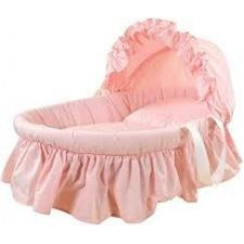 Couffin rose osier Looping  Produits