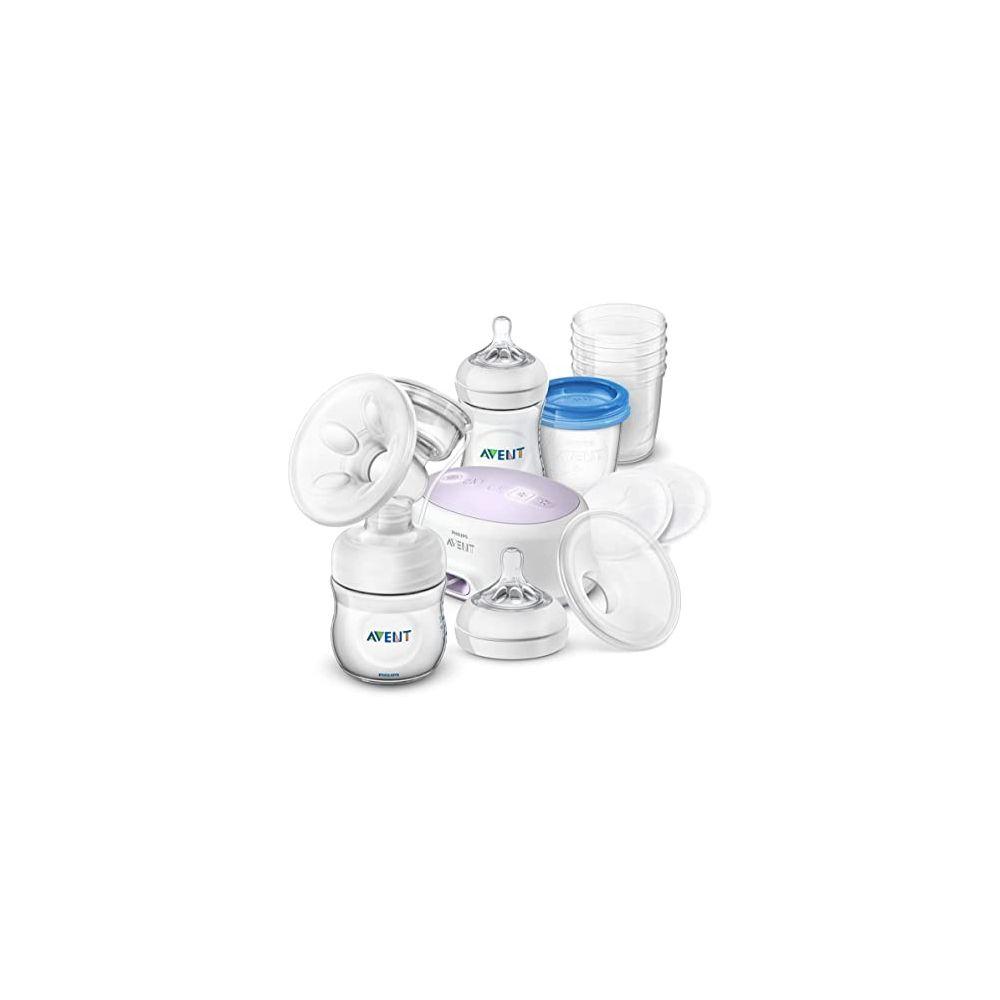 Tire-lait électrique + pack allaitement Philips Avent  Produits