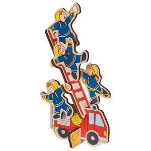 Puzzle à empiler pompiers Goki  Produits