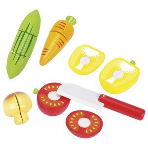 Légumes avec scratch Goki  Produits