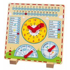 Horloge calendrier Goki  Produits