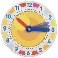 Horloge d'apprentissage avec engrenage Goki  Produits