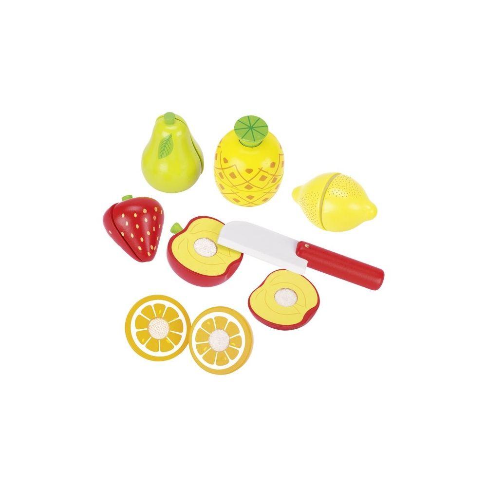 Set de fruits en bois Goki  Produits