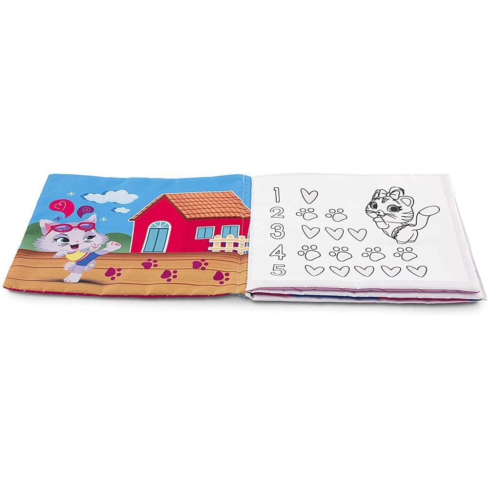 Livre de coloriage marqueur magique 44 chats Milady Chicco  Produits