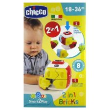 SMART2PLAY 2EN1 BRICKS 18-36 MOIS Chicco  Produits
