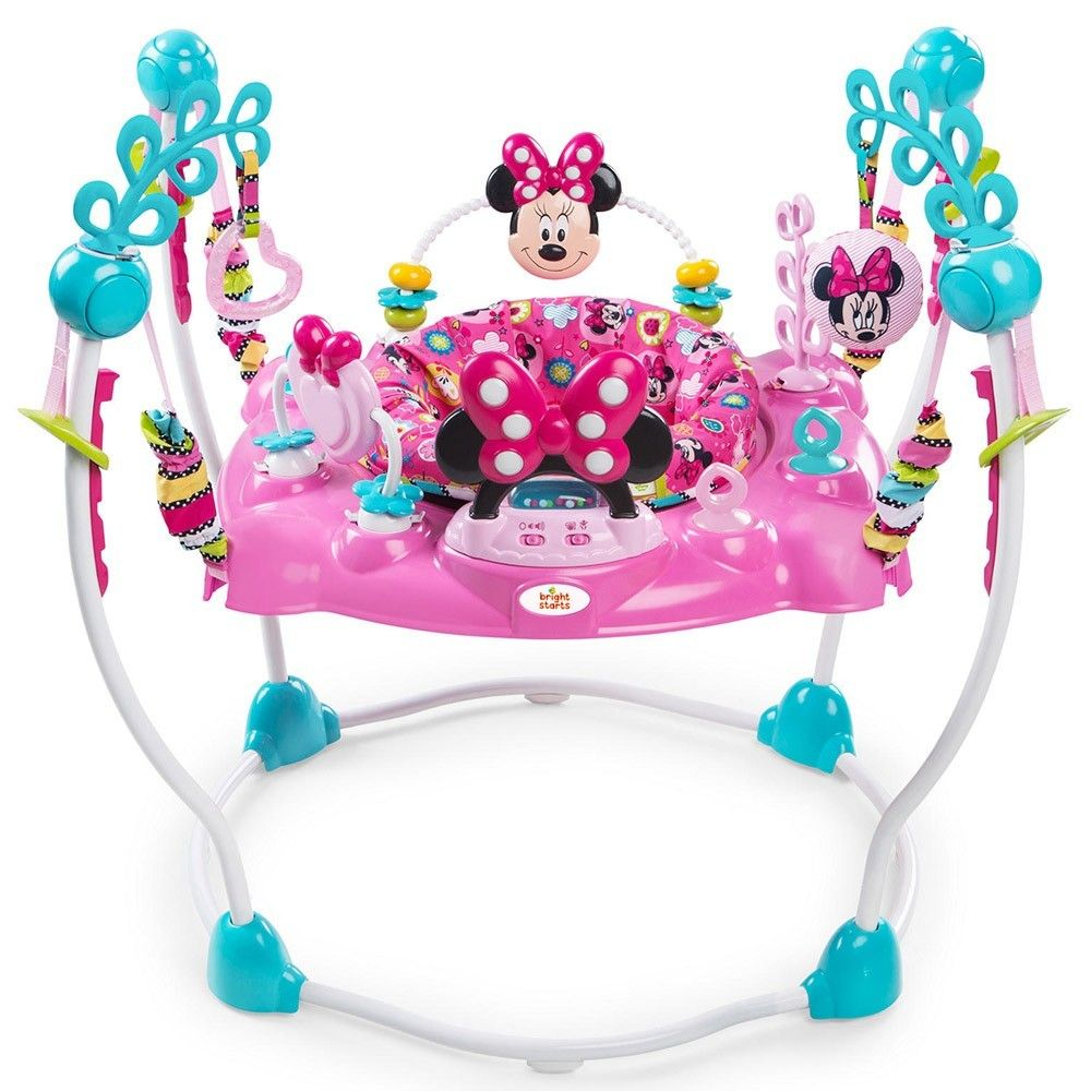 Table d'activités Jumperoo Minnie Mouse