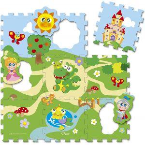 Tapis puzzle chateau Chicco  Produits