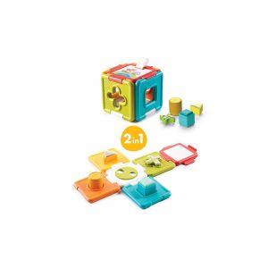 Trieur de forme et puzzle 2 en 1 Tiny Love  Produits