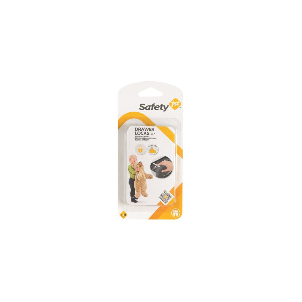 Bloque tiroirs x7 Safety First  Produits