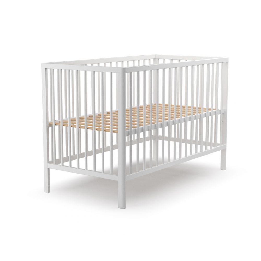 Lit bébé barreaux berceau 60x120 AT4  Produits