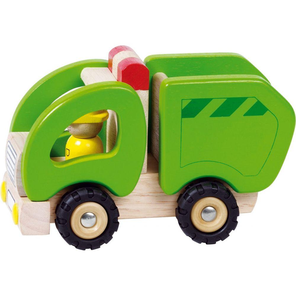 Camion poubelle Goki  Produits