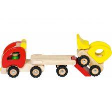 Camion plateau jouet en bois Goki  Produits