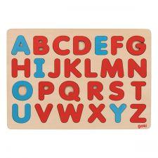 Alphabet puzzle méthode montessori Goki  Produits