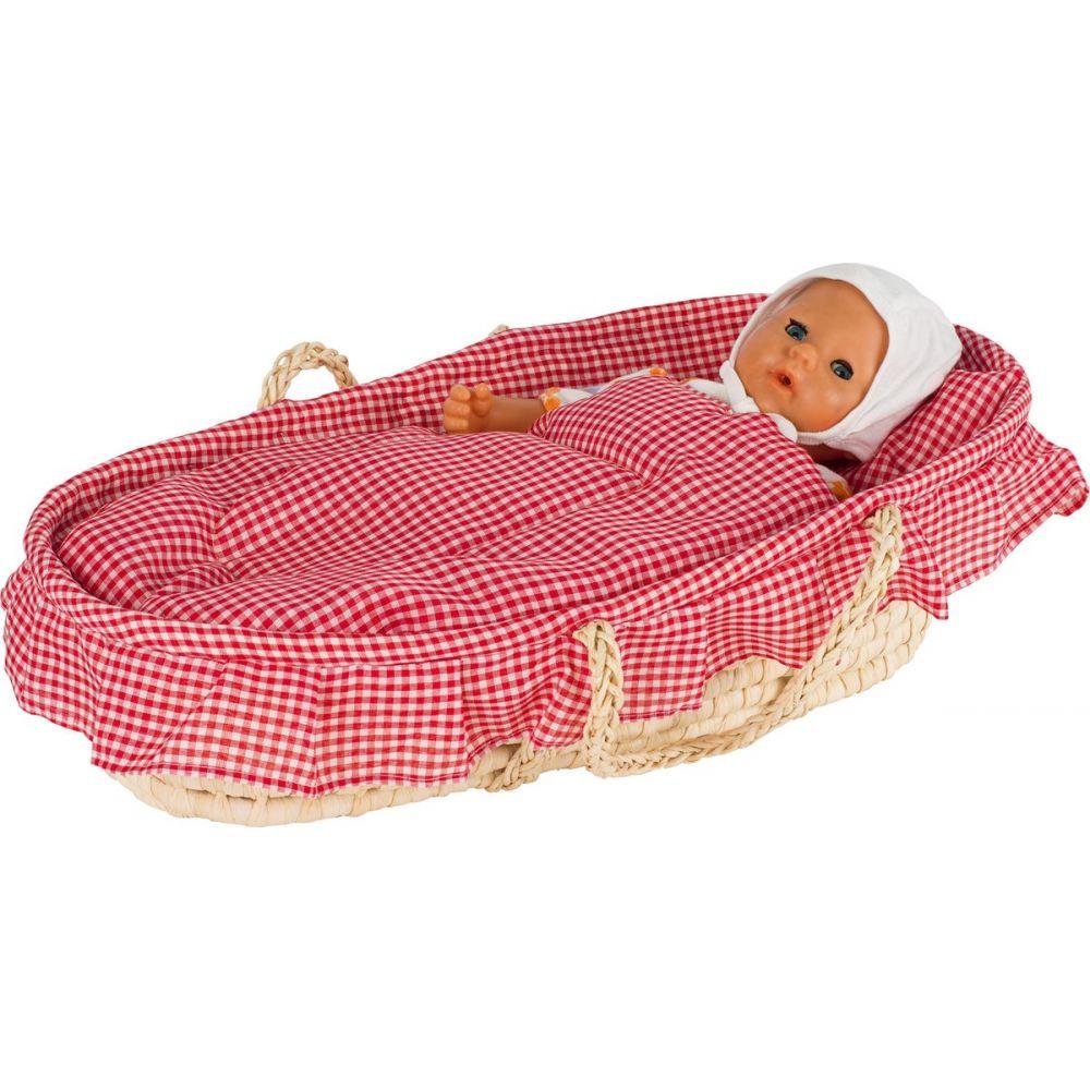 Couffin pour poupée Goki  Produits