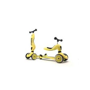 Porteur & trottinette Highway Kick 1 jaune Scoot and Ride  Produits