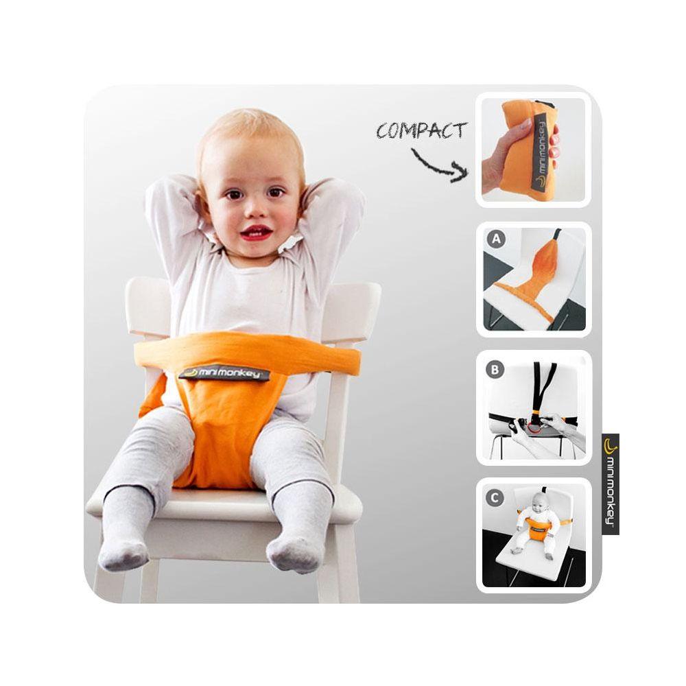 Chaise nomade Minichair Minimonkey  Produits