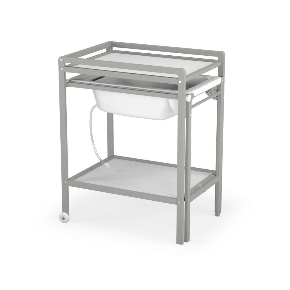 Table langer avec baignoire at4 for Table a langer haute