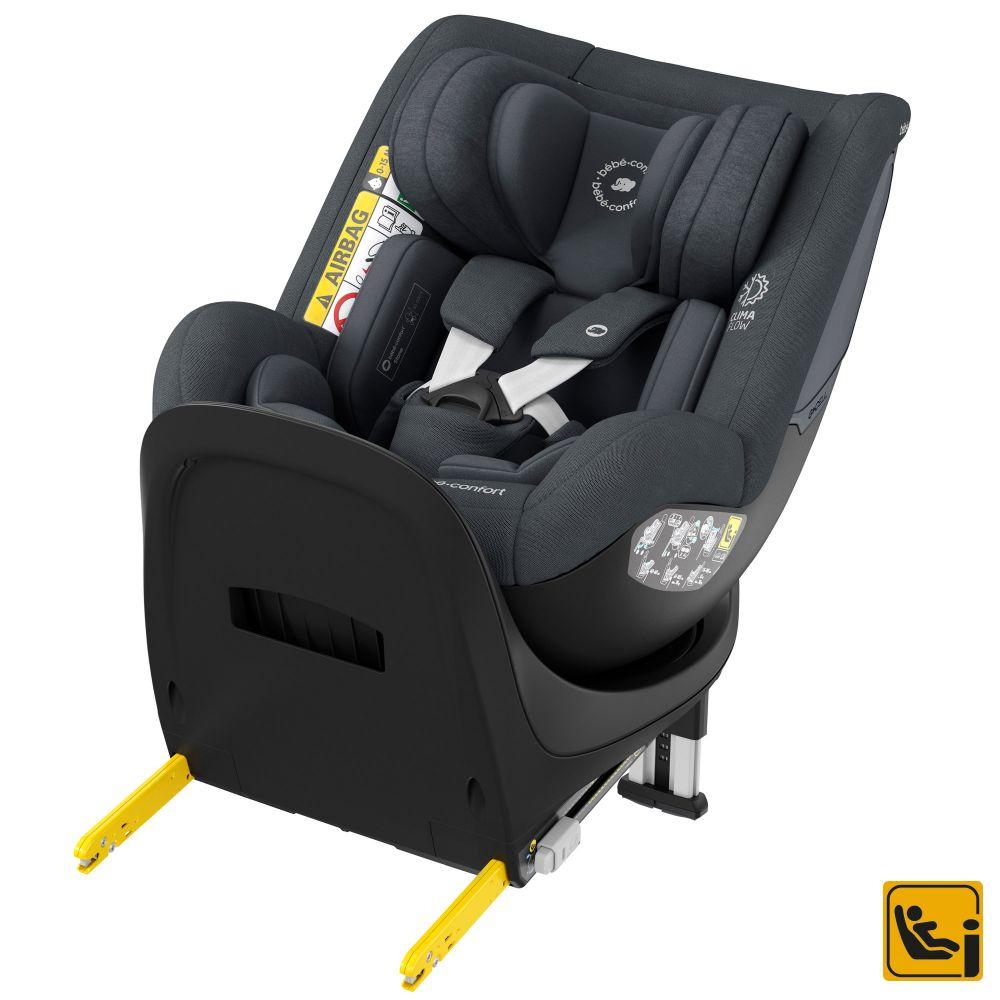 Siège auto Stone I-Size Bébé authentic Graphite Confort Maxi Cosi  Produits