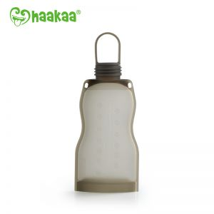 Sachet Conservation Silicone Reutilisable Haakaa (1 sachet) 260ml  Produits