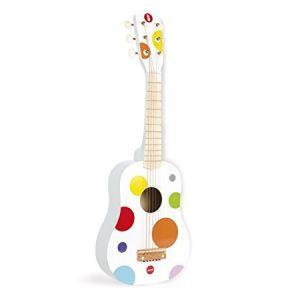 Première guitare confetti JANOD  Accueil