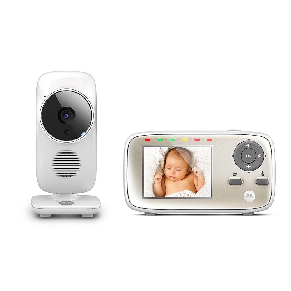 Ecoute bébé vidéo MBP 483 Motorola  Produits