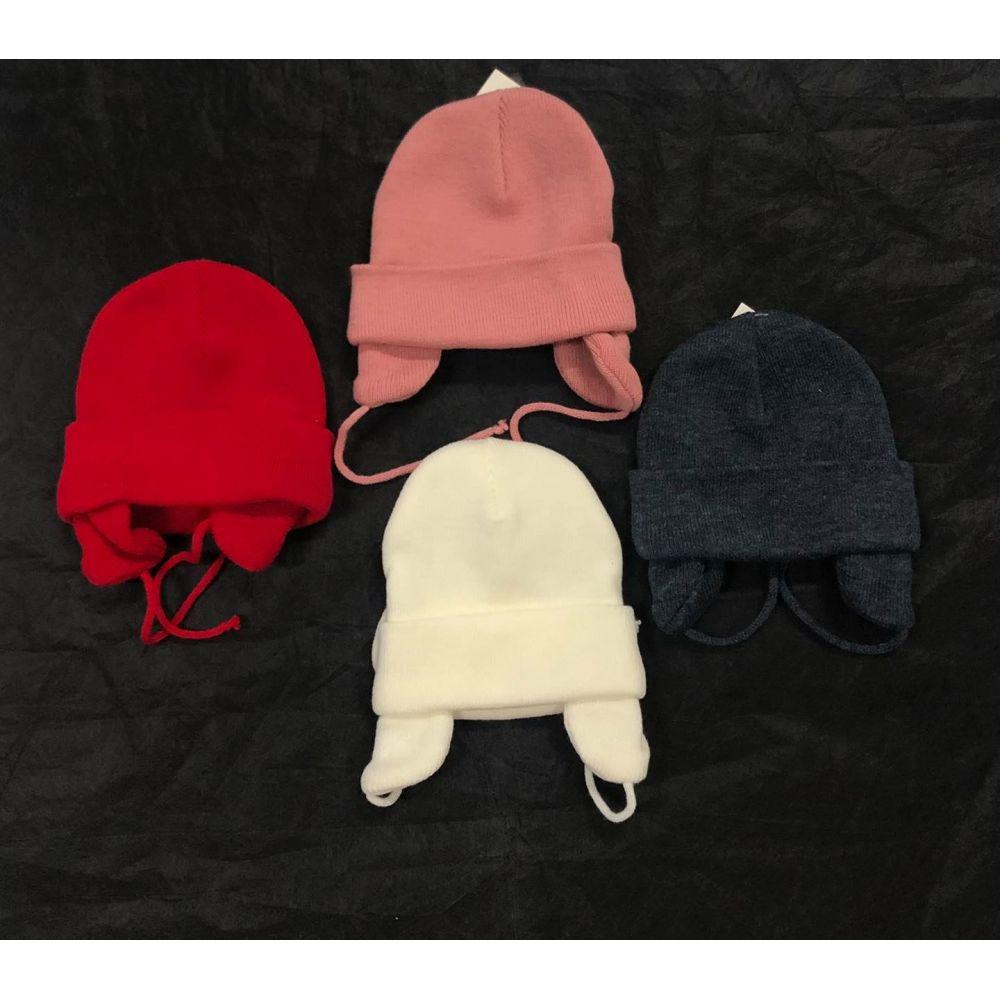 Bonnet bébé cache oreille à l'unité  Produits