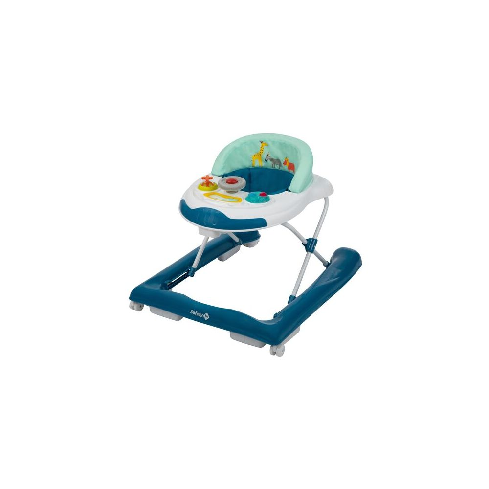 Trotteur Bolid turquoise Safety First  Produits