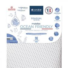 Matelas Ocean Friendly déhoussable 60x120 Candide  Produits