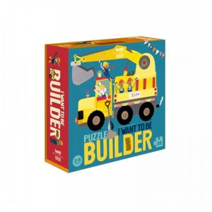 Puzzle I want to be builder Londji  Produits