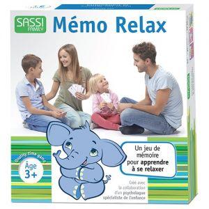 Memo relax  Accueil