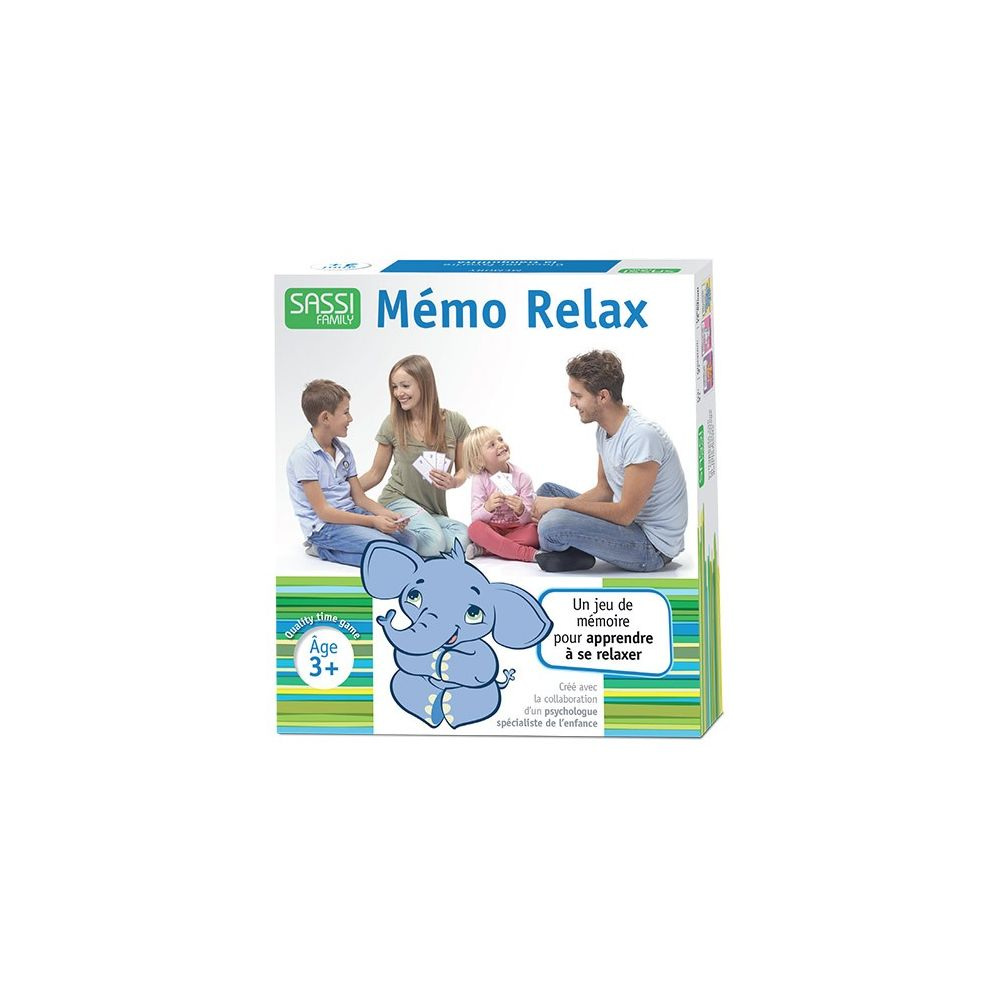 Memo relax  Produits