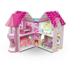 La maison de Poupées Maquette 3D  Produits