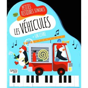 Petites histoires sonores - les véhicules  Accueil