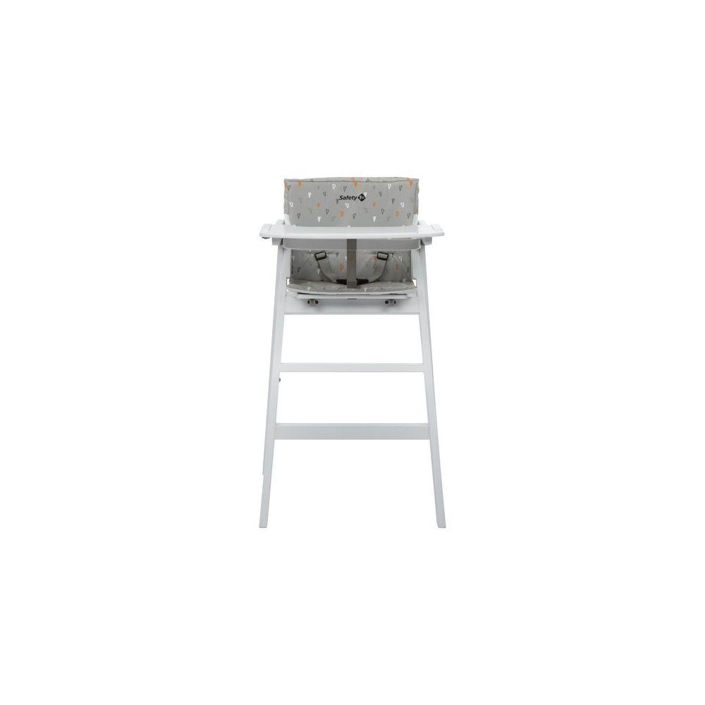 Chaise haute Nordik blanche Safety First  Produits