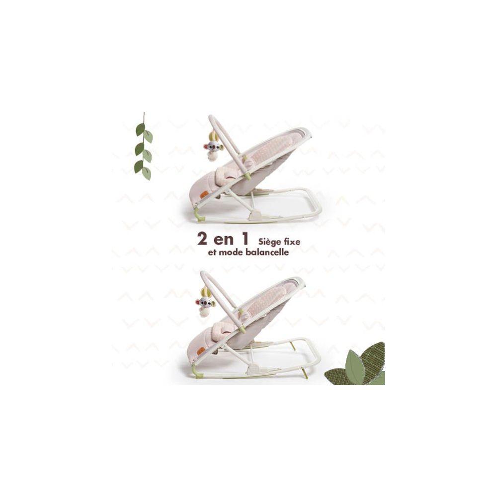 Transat 2en1 avec arche de jeux Boho Chic Tiny Love  Produits