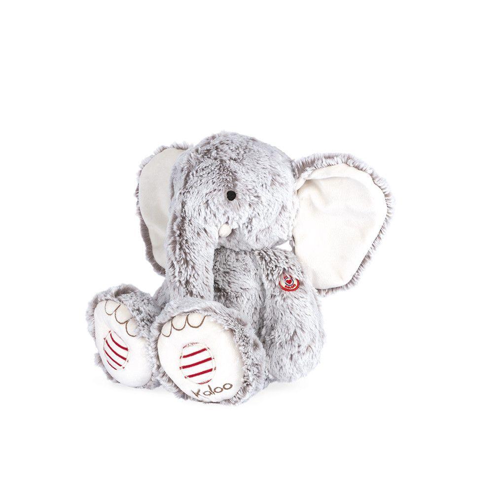 Doudou éléphant Noa gris prestige K963669 Kaloo  Produits